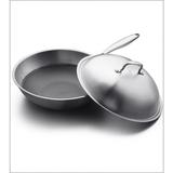 德国普鲁斯 欧式铂金炒锅